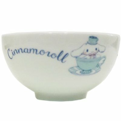 Cinnamoroll 15th Anniversary Rice Bowl Porcelain Tableware Sanrio Japan
