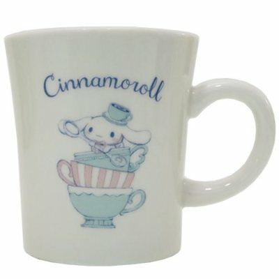 Cinnamoroll 15th Anniversary Mug Cup Porcelain Tableware Sanrio Japan