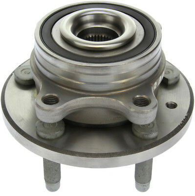 Axle Wheel Bearing And Hub Assembly Rear/Front Centric 401.61000