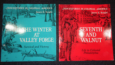 Adventures In Colonial America (Complements Cornerstones of Freedom Series)