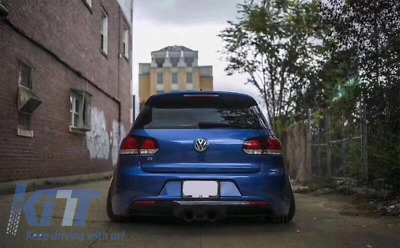 body kit VW Golf VI Golf 6 R20 Look (2008-) e completo sistema di scarico di