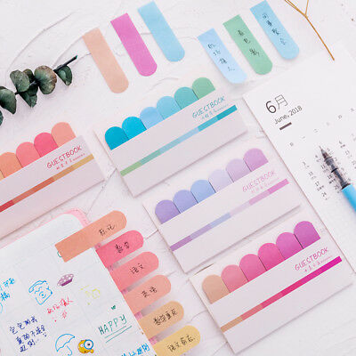 Sticker Bookmark Memo Paper Marker Notice Post-It Flags Sticky Note Hot Sales