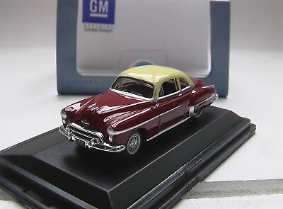 1950 Oldsmobile Rocket 88 Coupe     Oxford   1:87     87OR50001