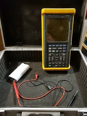 Fluke Philips PM97 50 Mhz Scopemeter