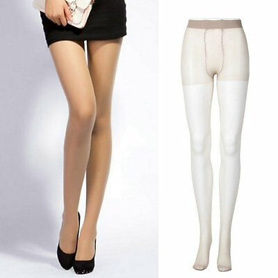 New Fashion Women transparent Tights Pantyhose Color Stockings  VC