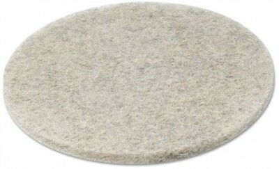Boardwalk Natural Hair Extra High-Speed Floor Buffing Pads, 5 Count