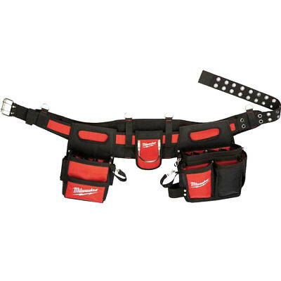 Milwaukee 48-22-8110 Electricians Work Belt Open Box
