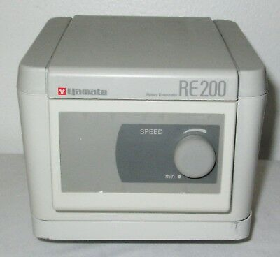Yamato RE200 Rotary Evaporator Controller Console - Tested - Works Well !!!!!!!!