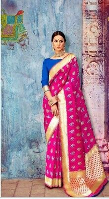 435278e669 Jamdani Saree/ Katan Saree/ Sari/ Fancy Saree/ Indian Saree/ Bangladeshi  Saree