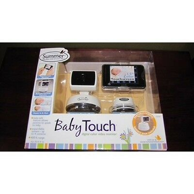 Summer Digital Baby Touch Monitor And Camera