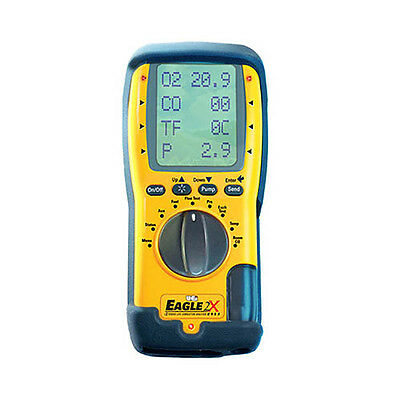 UEI C155 Eagle 2X Combustion Analyzer, Extended Life