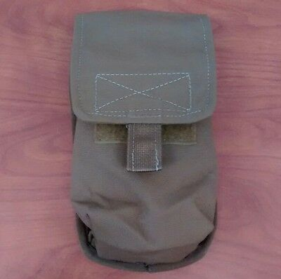 NEW / BMI Defense Systems NSW prototype quad magazine molle pouch / made in USA