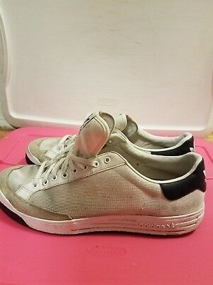 ADIDAS SAMBA classic   men's white color shoes in US size 13.