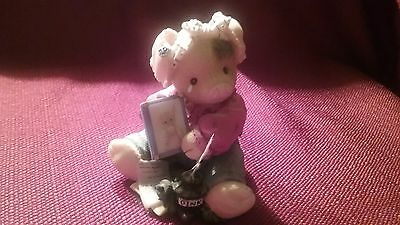 enesco this little piggy  i mess you figurine