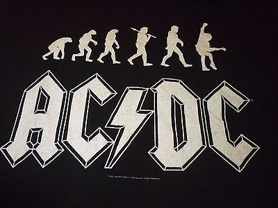 AC/DC Shirt ( Used Size XXL ) Very Good Condition!!!