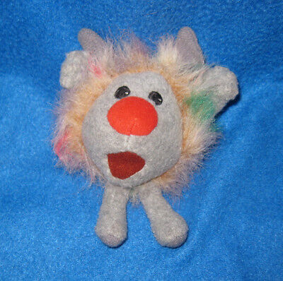 "Vintage 1997 Big Comfy Couch Small 4.5"" Plush Dust Bunny Commonwealth Toy"