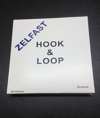 Hook & loop - Self-Adhesive Tape/Dots | Sew-on | Double-Sided - Zelfast