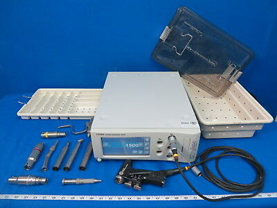 Stryker 5400-50 Core Powered Instrument Driver Set with more included, Warranty