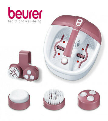 Brand New Beurer Foot Aromatherapy Spa Massage Roller Relax Relief Pedicure Bath