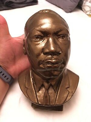Martin Luther King Original Statue Casting From 1985