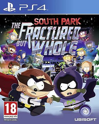 South Park The Fractured But Whole (PS4) BRAND NEW SEALED PAL