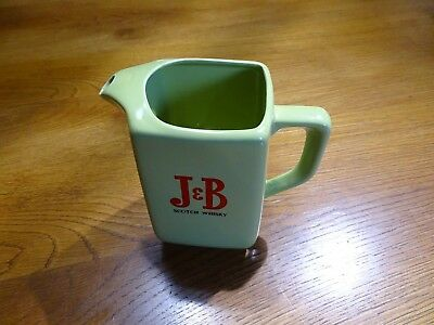 Vintage Carafe J&b Scotch Whisky