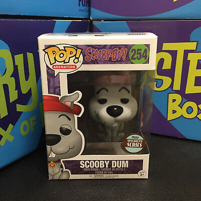 Funko Pop Animation #254 Scooby Dum Specialty Store Exclusive Hanna Barbera
