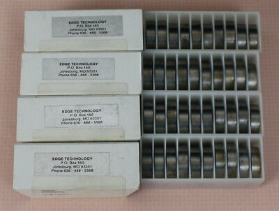 RNMA 84A/5, 4 Boxes of Ten Round Carbide Turning Inserts - ON SALE