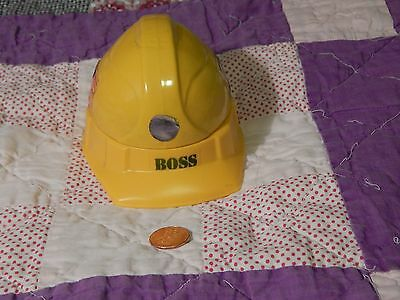 AVON (Hard Hat) EVEREST After Shave - FULL DECANTER - USA - Man at Work - BOSS