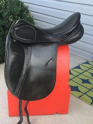 Stubben Scandica DL 17.5 inches Saddle