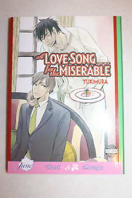 A love song for the miserable - Yaoi - Boys Love - englisch