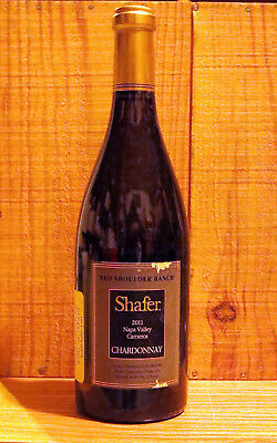 2011 Shafer Red Shoulder Ranch Carneros - Napa Valley Chardonnay