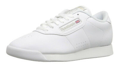 bfd5866b3df4d REEBOK CLASSIC PRINCESS White Womens Running Tennis Shoes -  46.45 ...