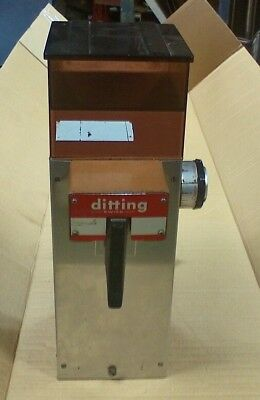 Ditting Model KF804 Swiss Made Commercial Coffee Grinder (Retail Grinder)