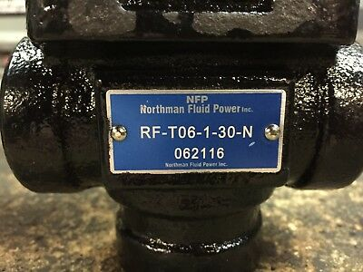 Northern Tool - Hydraulic relief valve 100-1000psi