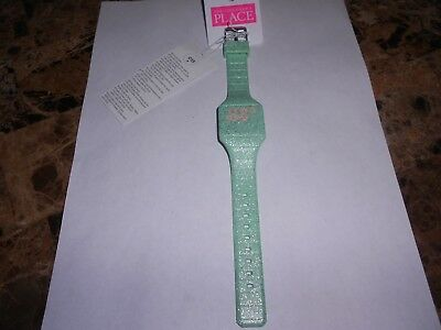 Digital Watch / The Children's Place/ Childrens Watch - Green - Digital - Light