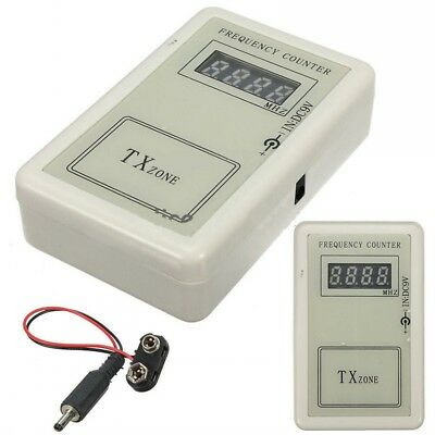 Portable Frequency Counter Digital for Calibrate Remote Control Calibration New