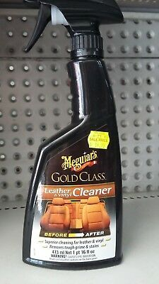 MEGUIARS - Gold Class Rich Leather & Vinyl Cleaner #G18516