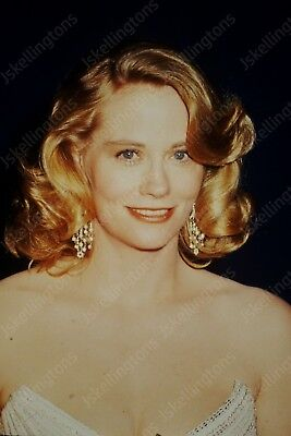 CYBILL SHEPHERD vintage celebrity 35mm slide Hv8