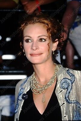 JULIA ROBERTS vintage celebrity 35mm slide Hu9