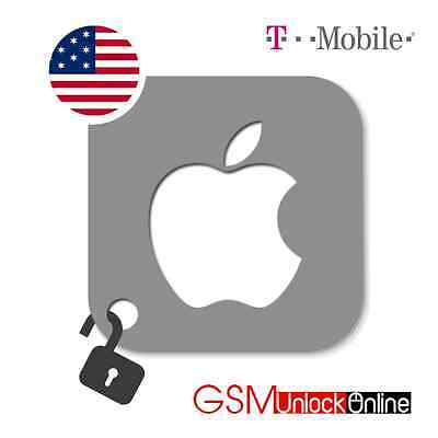 Unlocking Service For T-Mobile USA iPhone 6 6+ Plus Clean IMEI