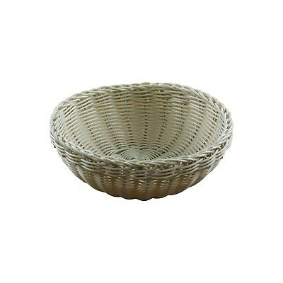 12 x Bread Basket, Oval, 240mm, Polypropylene , Cafe Restaurant