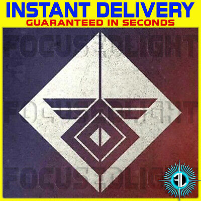 DESTINY 2 Emblem CARRHAE ~ INSTANT DELIVERY GUARANTEED PS4 XB1 PC