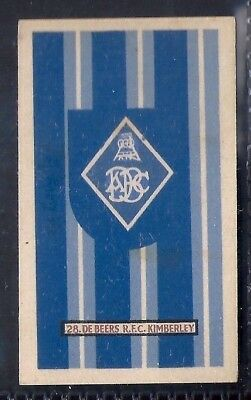 Kramers-Badges Of South African Rugby-#28- De Beers - Country Club Mixture
