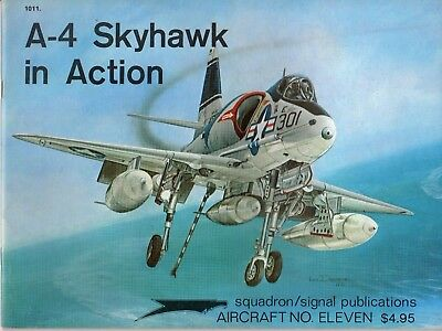 A-4 Skyhawk in action SQUADRON/SIGNAL Aircraft Nr. 11
