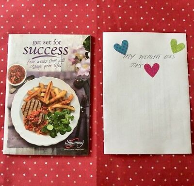 SALE! 2018 Slimming World Extra Easy Latest Book' Get Set for Success Book'