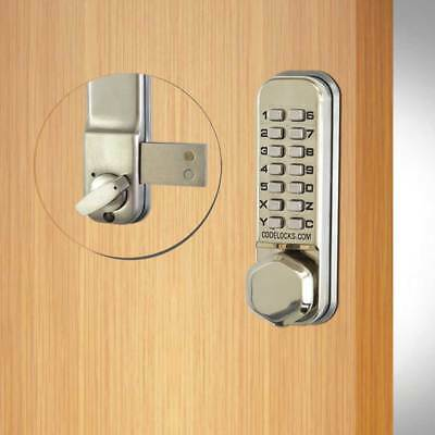 Codelocks CL200 Surface Deadbolt SS