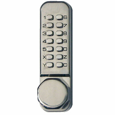 Kaba Simplex LD451 Push Button Lock 60mm SC