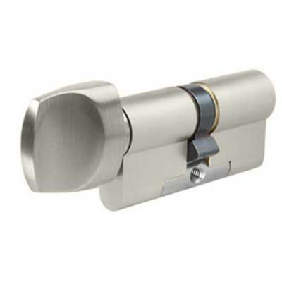 Evva 3KS Plus Euro Knob Cyl 62mm NP