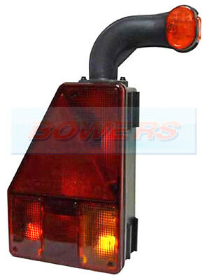 Aspock Earpoint 1 Rear R/H Tail Light Lamp Armitage Woodford Brian James Trailer